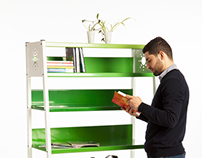 Modular Shelving Unit | Minor Thesis (Picture booklet)