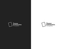 Thomas Andrijauskas Photography Logos