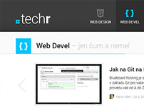 Techr.cz – Net/IT magazine