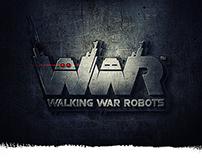 Walking War Robots   Logo   Russia