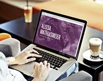 Alissa Mathiasmeier Portfolio Design