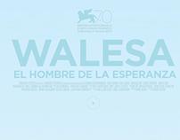Walesa. Man Of Hope