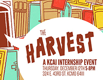 The Harvest promotional card