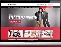 Edgars Web Concept