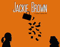 Jackie Brown - Movie Poster