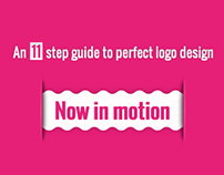 11 STEPS TO A PERFECT LOGO | Now in motion