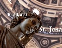 Postcard: Basilica of St. Josaphat