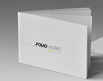 FolioWorks Brochure Template