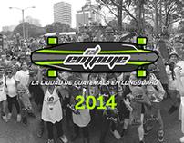El Empuje 2014 (Espacios Extremos)