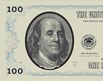 $100 Bill Redesign