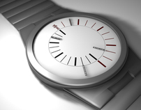 NELJÄ. Analogical Watch Design