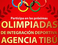 Olimpiadas de Integración Deportiva