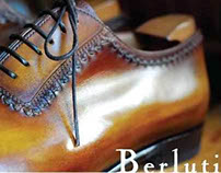 Berluti Window Concept Packet