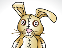 Velveteen Rabbit Toy Logo