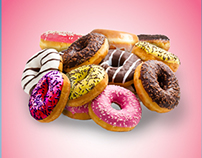 Dunkin Donuts Campaign