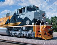 Denver Rio Grande Western Heritage Locomotive
