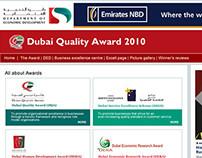 Dubai Quality Awards 2010 - Digital Marketing