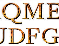 Dropit Typeface Design
