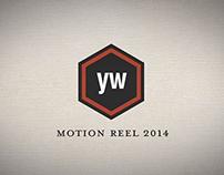 Motion Reel 2014