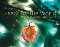 Seeds for the World / Bookdesign