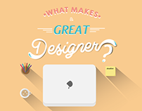 What makes a great Designer?