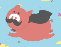FLY PIGGY FLY
