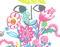 A smiley bunch
