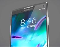 Samsung Galaxy S5 PRIME Concept