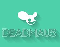 Deadmau5 Typography
