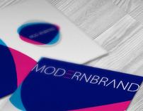 Modern Brand Corporate Identity