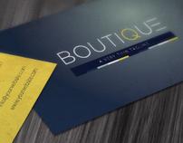 Boutique Corporate Identity