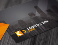 Construction Company Corporate Identity