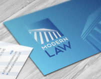 Law Firm Corporate Identity