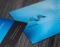 Media Company Corporate Identity