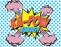 Ka-Pow energy drink
