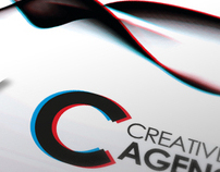 Modern Creative Agency Corporate Identity