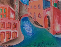 VILLAGE, private collection in Paris, by Ana Canas