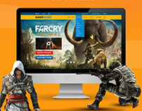 GameRoom: UI / UX