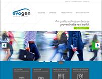 Evogen Website