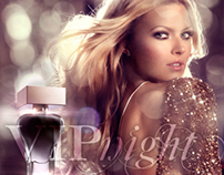 V.I.P night new fragrance brand for women