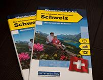 Wanderführer Schweiz – Verlag Kümmerly+Frey