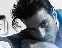 Hero - new fragrance for men