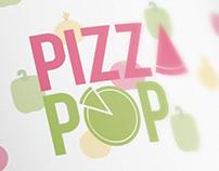 Pizza Pop Branding