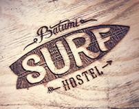Batumi SURF Hostel Logo