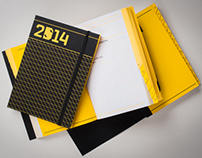 Design Silesia 2014 Calendar