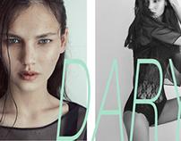 Darya . Avant Models . Bisous Magazine