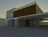 Iluminación casa solares