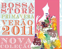 Bossa Store - Primavera/Ver]ao 2011