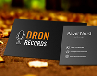 DRON Records