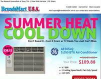 Brandsmart USA (AC) Email Newsletter